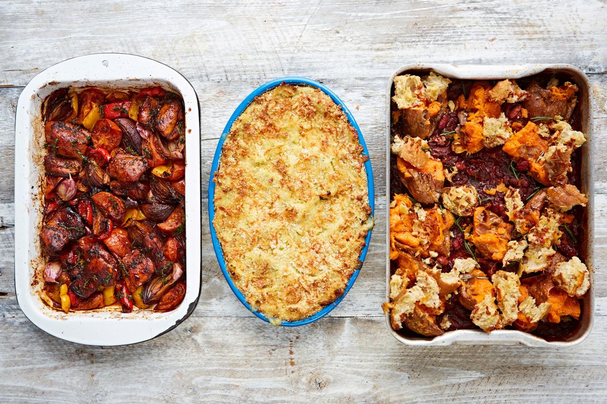 10 Recetas simples y rápidas de Jamie Oliver