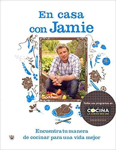 Recetas caseras de Jamie Oliver
