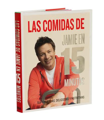 Comidas rápidas en 15 minutos de Jamie Oliver