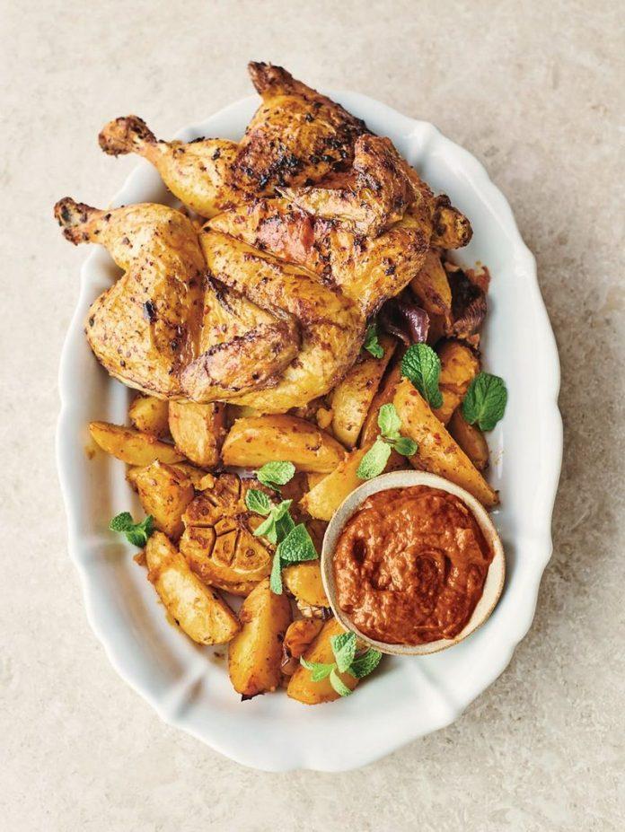 Receta de Jamie Oliver para preparar Pollo Peri Peri de manera fácil